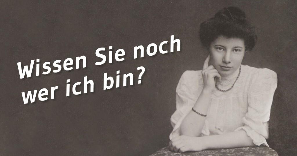 Emmy Rubensohn. © Jüdisches Museum Berlin, Schenkung von Fortunatus Schnyder-Rubensohn.
